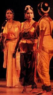 Vaishnavi, Rajeswari and (I think) Nainitha